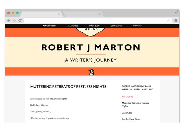 Robertmarton.com
