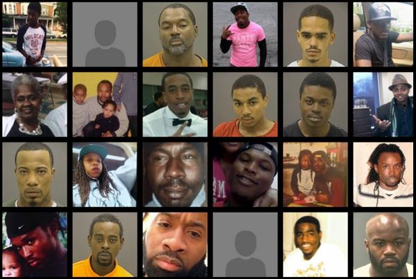 45 murders in 31 days