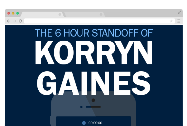 Korryn Gaines: The 6-Hour Police Standoff